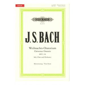 """Take the """"IS IT GOOD FOR ME"""" test for """"Edition Peters Bach Christmas Oratorio BWV248"""", read the reviews and join the community!"""