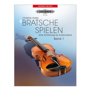 """Take the """"IS IT GOOD FOR ME"""" test for """"Edition Peters Bratsche spielen 1"""", read the reviews and join the community!"""