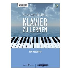 """Take the """"IS IT GOOD FOR ME"""" test for """"Edition Peters Es ist nie zu spät Klavier"""", read the reviews and join the community!"""