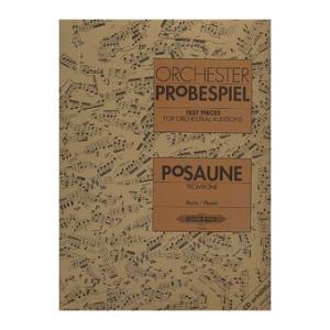 """Take the """"IS IT GOOD FOR ME"""" test for """"Edition Peters Orchester Probespiel Posaune"""", read the reviews and join the community!"""
