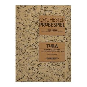 """Take the """"IS IT GOOD FOR ME"""" test for """"Edition Peters Orchester Probespiel Tuba"""", read the reviews and join the community!"""
