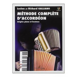 Is Editions Henry Lemoine Méthode Complète d'Accordéon a good match for you?