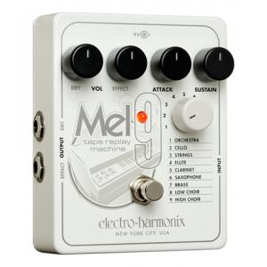 Is Electro Harmonix MEL9 Tape Replay Machine a good match for you?