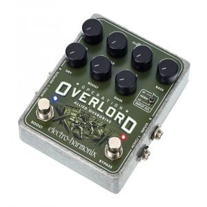 Is Electro Harmonix Overlord Overdrive/Boost a good match for you?