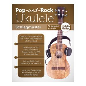 "Take the ""IS IT GOOD FOR ME"" test for ""Elisabeth Pfeiffer Pop- und Rock Ukulele Schlag"", read the reviews and join the community!"