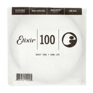 """Take the """"IS IT GOOD FOR ME"""" test for """"Elixir .100 El. Bass Single String"""", read the reviews and join the community!"""