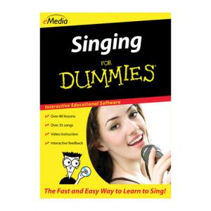 """Take the """"IS IT GOOD FOR ME"""" test for """"Emedia Singing For Dummies - Mac"""", read the reviews and join the community!"""