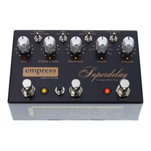 Is Empress Effects Vintage Modified Superdelay a good match for you?