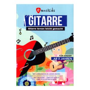 """Take the """"IS IT GOOD FOR ME"""" test for """"Emusika Gitarre lernen leicht gemacht"""", read the reviews and join the community!"""