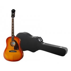 Is Epiphone 1964 Texan VCB Bundle a good match for you?