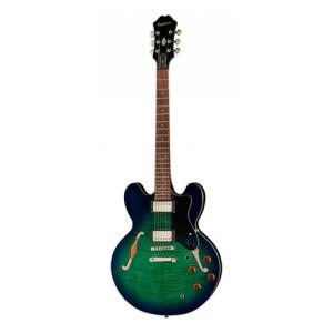 Is Epiphone ES-335 Dot Deluxe Aquamarine a good match for you?