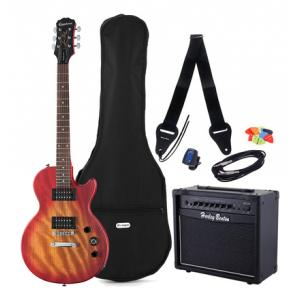 Is Epiphone Les Paul Special VE HCS Bdl 1 a good match for you?