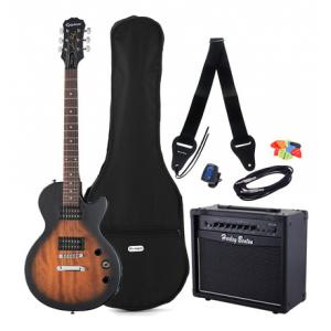 Is Epiphone Les Paul Special VE VSB Bundle a good match for you?