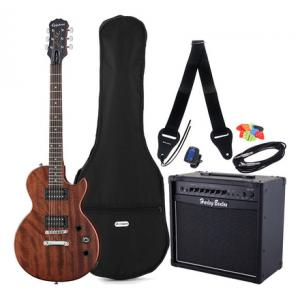 Is Epiphone Les Paul Special VE WLV Bdl 2 a good match for you?