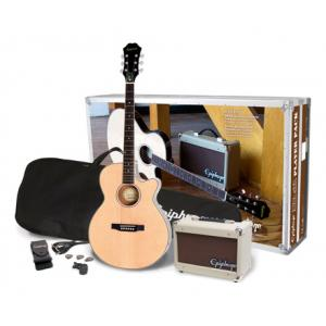 """Take the """"IS IT GOOD FOR ME"""" test for """"Epiphone PR-4E Acoustic Player Pack"""", read the reviews and join the community!"""