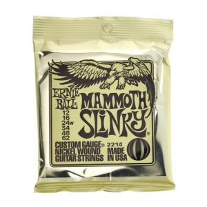 Is Ernie Ball 2214 Mammoth Slinky .012-.062 a good match for you?