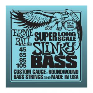Is Ernie Ball EB 2849 Nickel SL a good match for you?