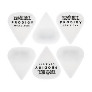 Is Ernie Ball Prodigy Picks 2,0 mm White a good match for you?