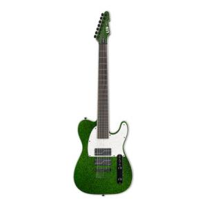 """Take the """"IS IT GOOD FOR ME"""" test for """"ESP LTD SCT-607 Baritone Green SP"""", read the reviews and join the community!"""