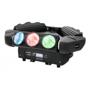 "Take the ""IS IT GOOD FOR ME"" test for ""Eurolite LED MFX-4 Beam Effect B-Stock"", read the reviews and join the community!"
