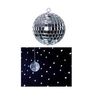 """Take the """"IS IT GOOD FOR ME"""" test for """"Eurolite Mirror Ball 5 cm"""", read the reviews and join the community!"""