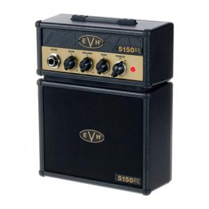Is Evh EL34 5150 Micro Stack BK/Gold a good match for you?
