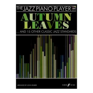 "Take the ""IS IT GOOD FOR ME"" test for ""Faber Music Jazz Piano Player Autumn Leave"", read the reviews and join the community!"