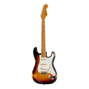 """Take the """"IS IT GOOD FOR ME"""" test for """"Fender 57 Strat 3TS Heavy Relic"""", read the reviews and join the community!"""