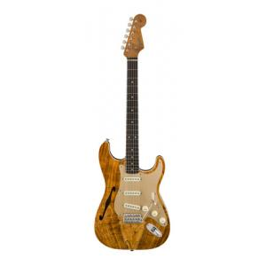 """Take the """"IS IT GOOD FOR ME"""" test for """"Fender Artisan Thinline Koa Strat NOS"""", read the reviews and join the community!"""