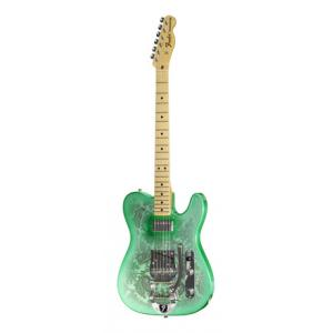 "Take the ""IS IT GOOD FOR ME"" test for ""Fender Bigsby Tele Green Paisley MBDG"", read the reviews and join the community!"