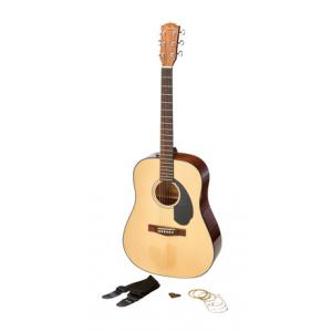 """Take the """"IS IT GOOD FOR ME"""" test for """"Fender CD-60S Dreadnought Pack NT"""", read the reviews and join the community!"""