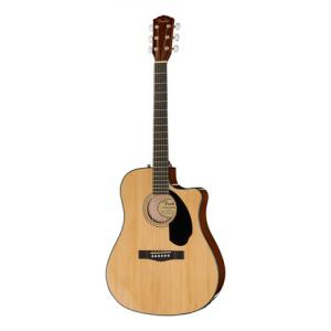 Is Fender CD-60SCE Nat WN a good match for you?