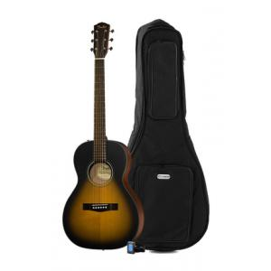 """Take the """"IS IT GOOD FOR ME"""" test for """"Fender CP-100 Parlor Bundle"""", read the reviews and join the community!"""