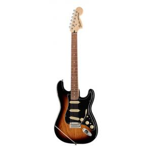 """Take the """"IS IT GOOD FOR ME"""" test for """"Fender Deluxe Strat PF 2CSB"""", read the reviews and join the community!"""