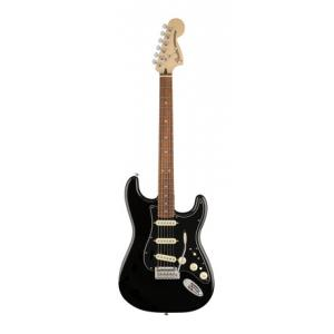 Is Fender Deluxe Stratocaster PF BK a good match for you?