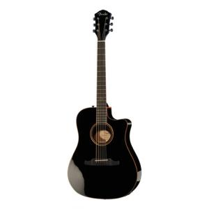 Is Fender F-1020SCE BK Dreadnought a good match for you?