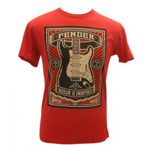 Is Fender Original Fender Shirt Built XL the right music gear for you? Find out!