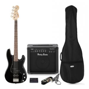 """Take the """"IS IT GOOD FOR ME"""" test for """"Fender SQ Affinity P-Bass BK Bundle1"""", read the reviews and join the community!"""