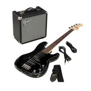 "Take the ""IS IT GOOD FOR ME"" test for ""Fender SQ Affinity PJ Bass Pack BK"", read the reviews and join the community!"