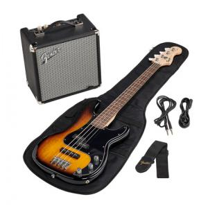 "Take the ""IS IT GOOD FOR ME"" test for ""Fender SQ Affinity PJ Bass Pack BSB"", read the reviews and join the community!"