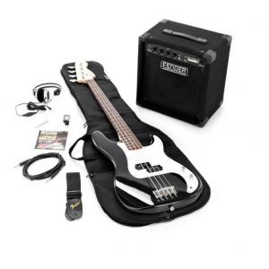 Is Fender Squier Affinity P-Bass Set MR the right music gear for you? Find out!