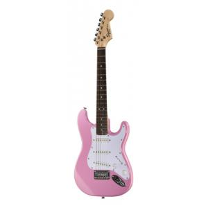 "Take the ""IS IT GOOD FOR ME"" test for ""Fender Squier Strat Mini pink B-Stock"", read the reviews and join the community!"