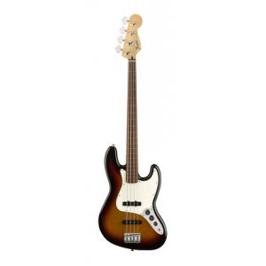 Is Fender Std Jazz Bass FL PF BSB a good match for you?