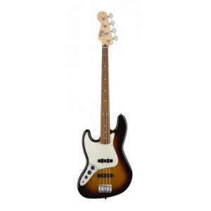 Is Fender Std Jazz Bass LH PF BSB a good match for you?