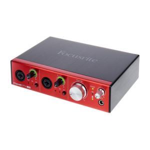 Is Focusrite Clarett 2Pre USB a good match for you?