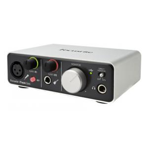 Is Focusrite iTrack Solo a good match for you?