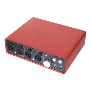 Is Focusrite Scarlett 18i8 a good match for you?