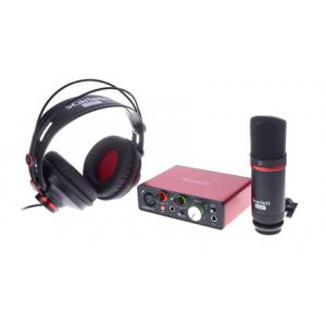 Is Focusrite Scarlett Solo Studio Pack 2nd a good match for you?