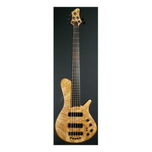 """Take the """"IS IT GOOD FOR ME"""" test for """"Franz Bassguitars Sirius 5 Maple Burl"""", read the reviews and join the community!"""
