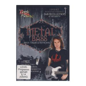"Take the ""IS IT GOOD FOR ME"" test for ""Fred Russell Publishing Metal Bass David Ellefson"", read the reviews and join the community!"